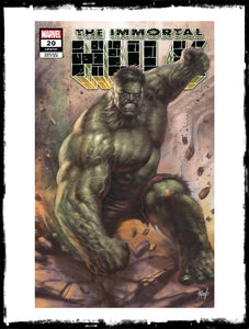 IMMORTAL HULK - #20 LUCIO PARRILLO VARIANT (2020 - VF+)