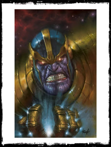 INFINITY WARS: PRIME - #1 LUCIO PARRILLO VIRGIN VARIANT (2018 - NM)