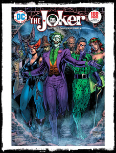 JOKER: 80TH ANNIVERSARY - 1970's JIM LEE VARIANT (2020 - NM)