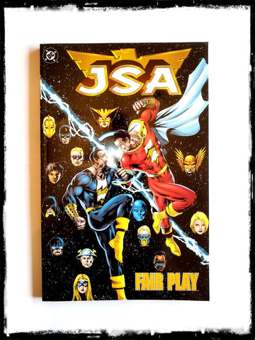 JSA - FAIR PLAY (Out of Print!)