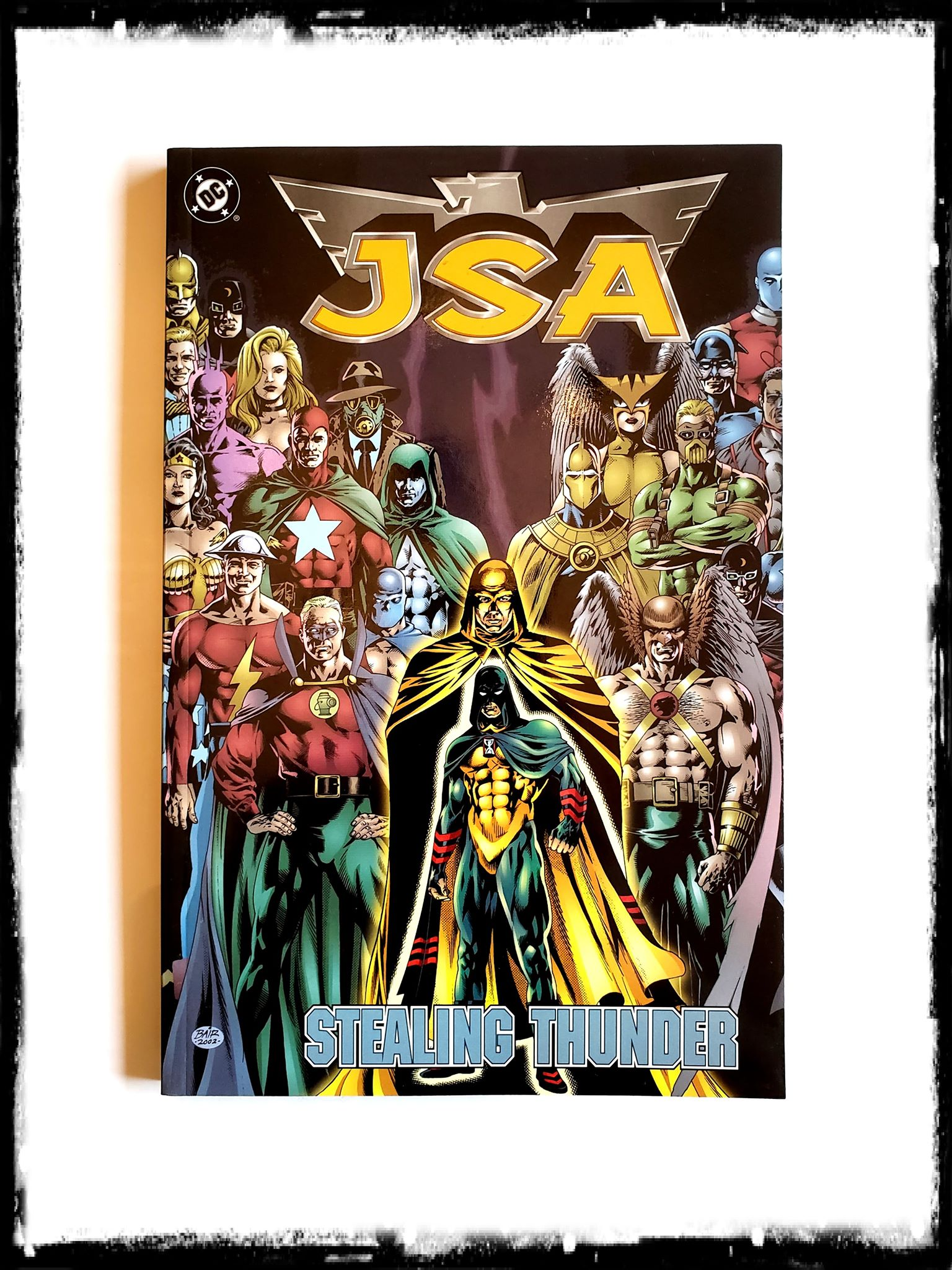 JSA - STEALING THUNDER (Out of Print!)
