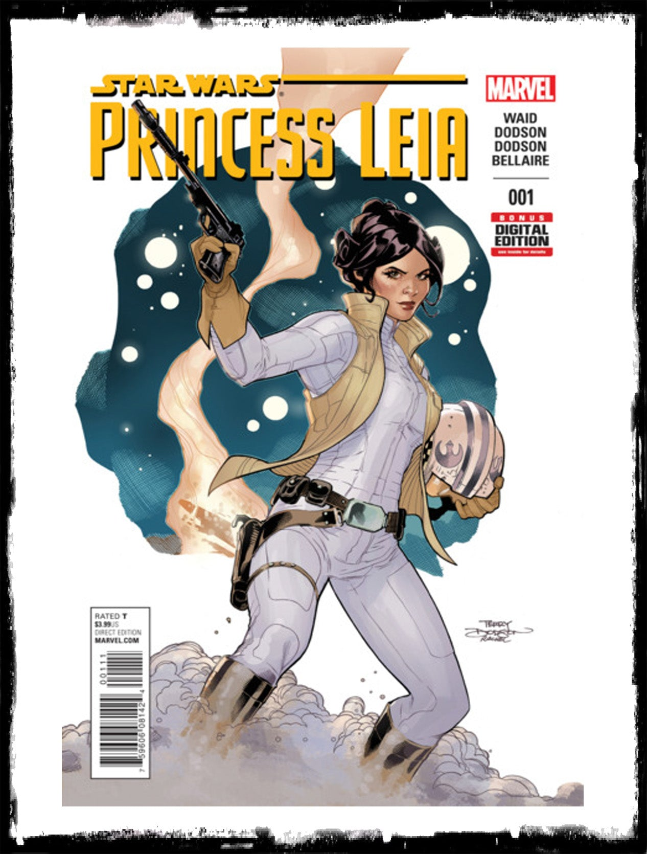 PRINCESS LEIA - #1 (2015 - CONDITION NM)