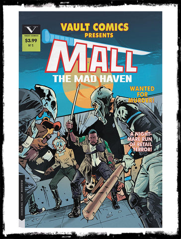 MALL - #1 TIM DANIEL COVER (2019 - NM)