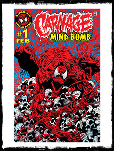 CARNAGE: MIND BOMB - #1 (1996 - CONDITION VF+/NM)