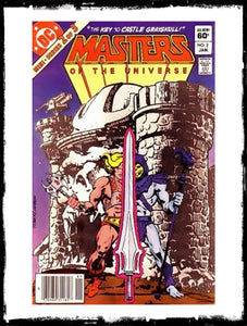 "MASTERS OF THE UNIVERSE - #2 ""ORIGIN OF HE-MAN & CERIL"" (1983 - VF)"