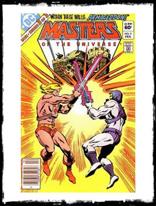 "MASTERS OF THE UNIVERSE - #3 ""I HAVE THE POWER!"" (1983 - VF)"