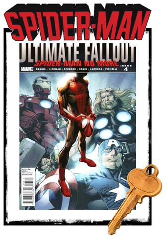 ULTIMATE COMICS FALLOUT VOL. 1 - #4 (2011 - CONDITION VF+ / NM)