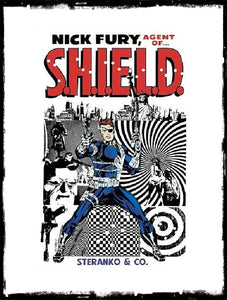NICK FURY, AGENT OF S.H.I.E.L.D. - TRADE PAPER BACK