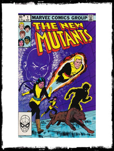 NEW MUTANTS - #1 (1983 - CONDITION NM)