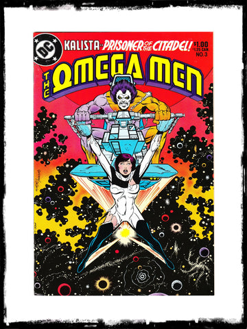 OMEGA MEN - #3 (1983 - CONDITION VF+/NM)