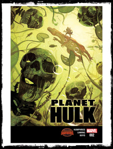 "PLANET HULK - #2 ""THE PATH"" (2015 - NM)"