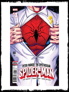 PETER PARKER: THE SPECTACULAR SPIDER-MAN - #1 (2017 - CONDITION NM)