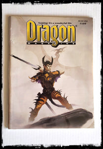 DRAGON MAGAZINE - ISSUE # 197 (CONDITION - FINE)