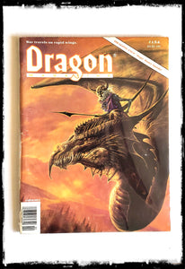 DRAGON MAGAZINE - ISSUE # 154 (CONDITION - FINE)