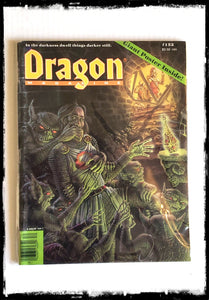 DRAGON MAGAZINE - ISSUE # 152 (CONDITION - FINE)