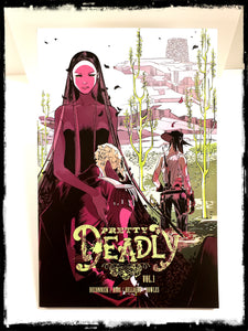 PRETTY DEADLY - VOL. 1 - 2014 TPB