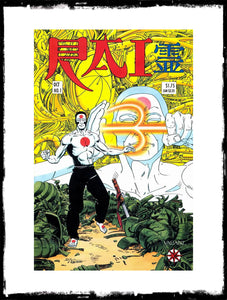 RAI - #1 Volume 1 (1991 - CONDITION NM)