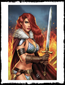 RED SONJA - #2 RYAN KINCAID VARIANT (2020 - NM)