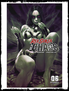 RED SONJA: AGE OF CHAOS - #6 DERRICK CHEW COVER (2020 - NM)
