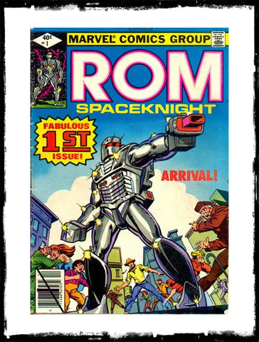 ROM - #1 FIRST ROM (1979 - CONDITION F/VF)