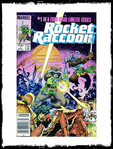 ROCKET RACCOON - #1 (1985 - CONDITION VF)