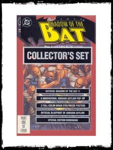 BATMAN: SHADOW OF THE BAT - #1 POLY-BAGGED COLLECTOR'S SET (2017 - CONDITION NM)