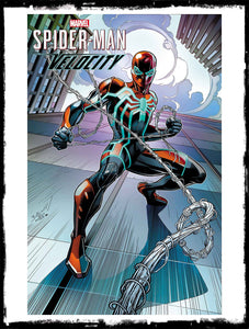 SPIDER-MAN: VELOCITY - #3 INCENTIVE MARK BAGLEY VARIANT (2019 - VF+/NM)