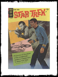 STAR TREK - #2 (1968 - CONDITION VF+)