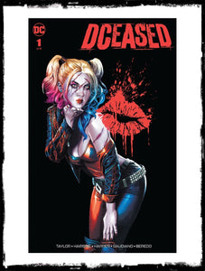 DCEASED - #1 MICO SUAYAN EXCLUSIVE VARIANT (2019 - CONDITION NM)