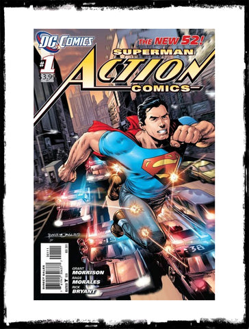 ACTION COMICS - #1 (2011 - CONDITION NM)