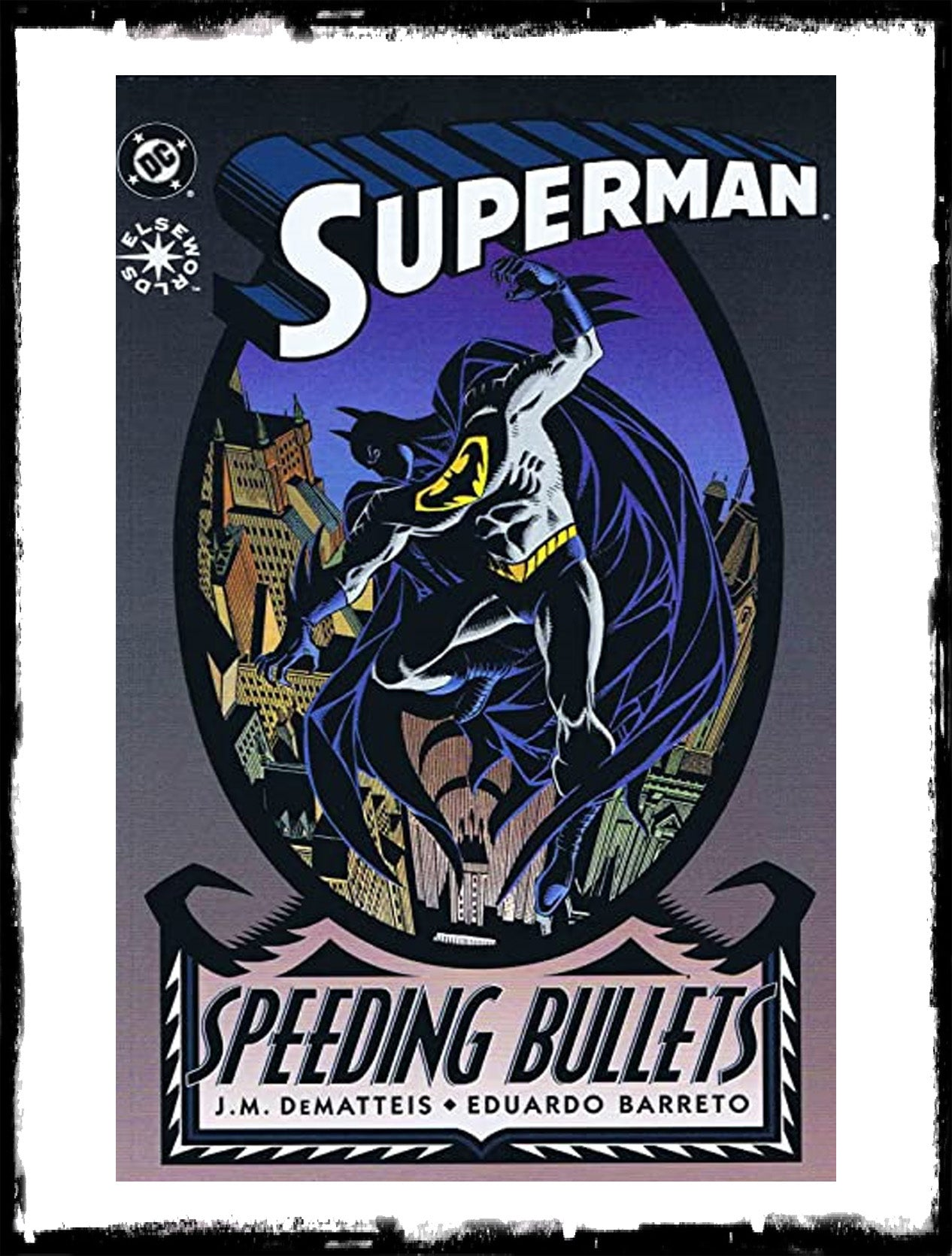SUPERMAN: SPEEDING BULLETS - PRESTIGE FORMAT (1993 - NM)