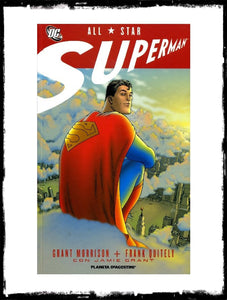 ALL STAR SUPERMAN - VOLUME 1 - TRADE PAPER BACK