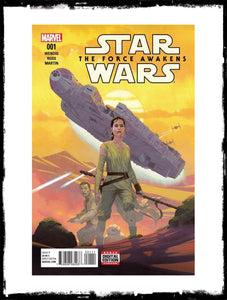 STAR WARS: THE FORCE AWAKENS - #1 (2016 - CONDITION NM)