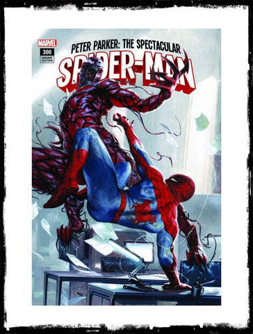 PETER PARKER: THE SPECTACULAR SPIDER-MAN - #300 GABRIELE DELL'OTTO VARIANT (2017 - CONDITION NM)