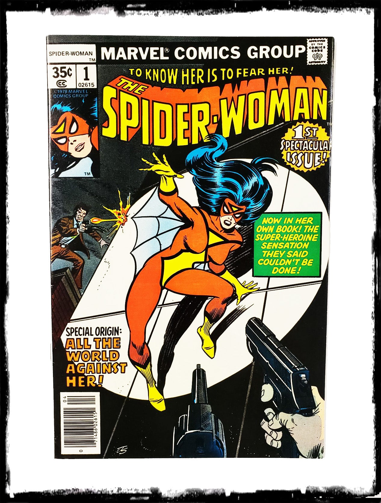 SPIDER-WOMAN - #1 (1978 - MULTIPLE GRADES)