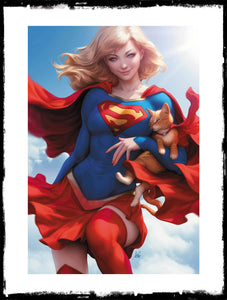 SUPERGIRL - #26 (Artgerm Variant Cover!)