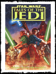 STAR WARS: TALES OF THE JEDI - THE COLLECTION (1994 - NM)