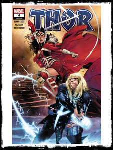 THOR - #4 THE BLACK WINTER IS COMING! (2020 - NM)