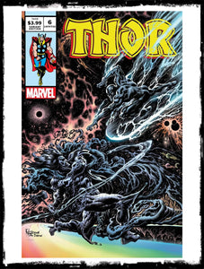 THOR - #6 KYLE HOTZ TRADE DRESS VARIANT - EXTREMELY LIMITED HOT BOOK! (2020 - NM)
