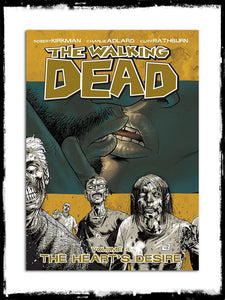 WALKING DEAD - VOL. 4 - THE HEART'S DESIRE