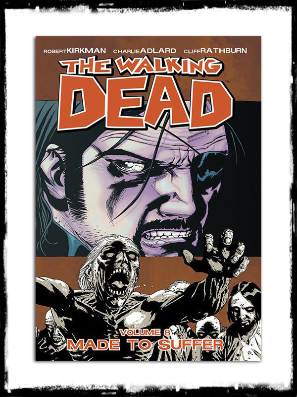 WALKING DEAD - VOL. 8 - MADE TO SUFFER
