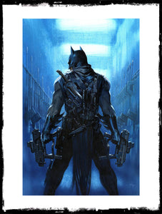 BATMAN WHO LAUGHS: THE GRIM KNIGHT - #1 (Gabriele Dell'Otto Virgin Variant)
