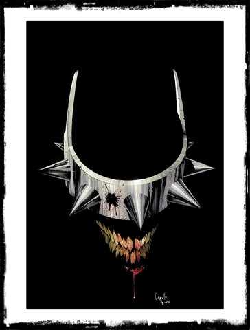 BATMAN WHO LAUGHS - #1 (Greg Capullo Variant Cover)!