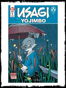 USAGI YOJIMBO - VOL. 4 - ISSUES #1-9 COLLECTION (2019 - NM)