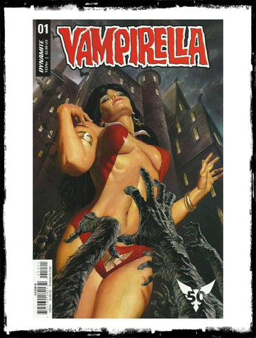 VAMPIRELLA - #1 ALEX ROSS VARIANT (2019 - NM)