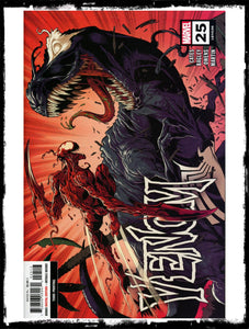 VENOM - #25 MARK BAGLEY VARIANT COVER - 3RD PTG (2020 - NM)