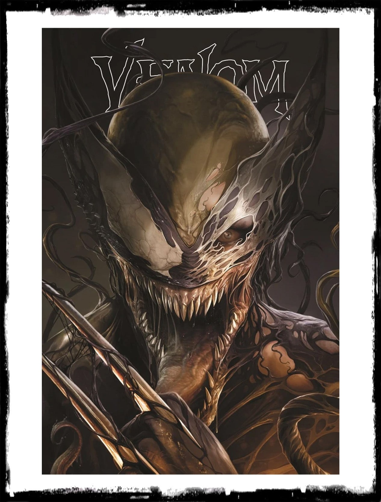 VENOM - #6 FRANCESCO MATTINA VENOMIZED X-23 VARIANT (2018 - NM)