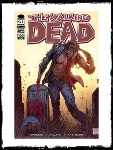 WALKING DEAD - #100 FIRST NEGAN & LUCILLE, DEATH OF GLENN! MCFARLANE COVER (2012 - NM)