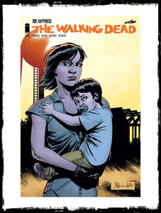 WALKING DEAD - #132 FIRST ALPHA (2014 - NM)