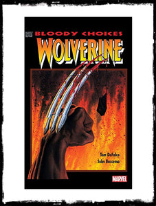WOLVERINE: BLOODY CHOICES - MARVEL GRAPHIC NOVEL (OUT OF PRINT)
